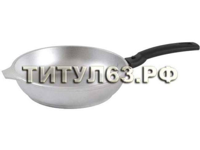 Сковорода 240/60 мм со съемной ручкой с246