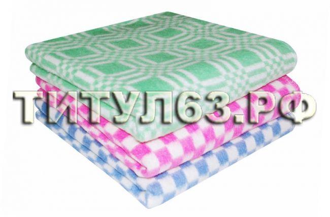 Одеяло 1,5 байковое