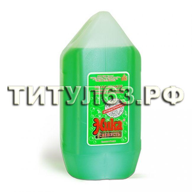 """Средство жидкое для мытья поверхностей """"Ника - универсальное с антибактериальным эффектом """" 5 кг"""