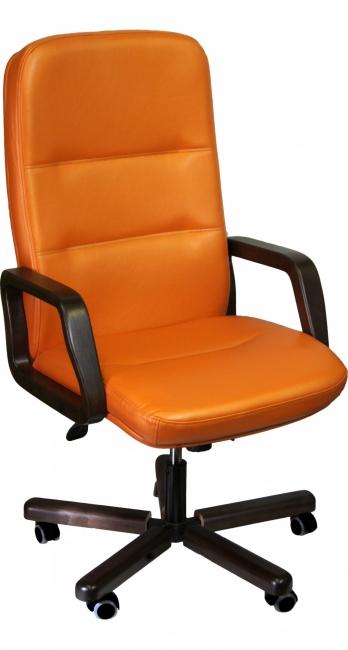 """Кресло для руководителя """"Пилот"""" (пласт/вк кожа)"""