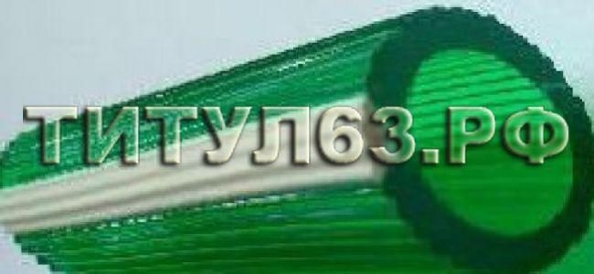 """Шланг """"Экстра"""" ПВХ 1-слойный ребристый 3/4"""" (бухта 25м/п)"""