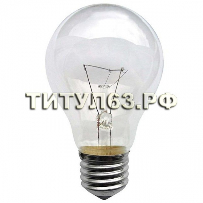 Лампа электрическая 75 Вт (Е27)