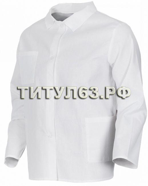 Куртка повара бязь жен ГОСТ