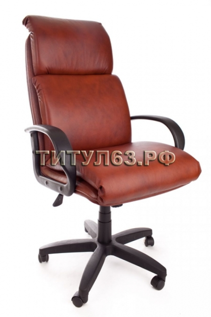 """Кресло для руководителя """"Надир"""" (пласт/вк кожа)"""
