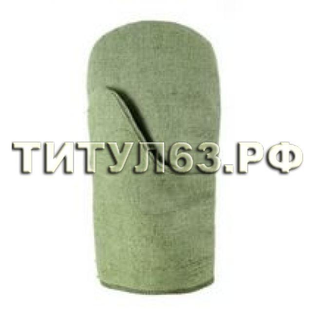 Рукавицы брезентовые пл. 400гр. 200пар/уп, вес упаковки 18кг