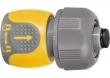 Соединитель для шланга РАLISAD Luxe универсальный, с аквастопом