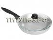 Сковорода 24см с крышкой С2421